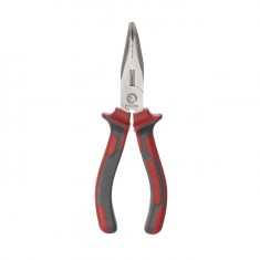 Bent long nose pliers 160 mm, PROF INTERTOOL HT-0131: фото 3