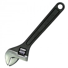 Adjustable wrench 250 mm INTERTOOL HT-0193