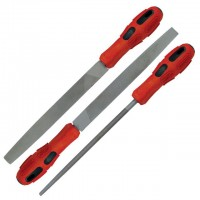 3 pcs files set INTERTOOL HT-3703
