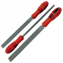 3 pcs wood rasps set INTERTOOL HT-3704