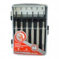 6 pcs precision screwdriver set INTERTOOL HT-0436