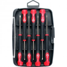 7 pcs precision screwdriver set INTERTOOL VT-2007