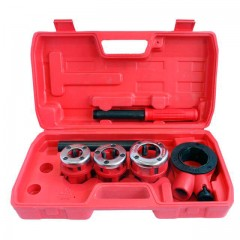 "3 pcs dies set, 1/2""; 3/4""; 1"" INTERTOOL SD-8003"