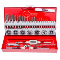 Tap and die set 32 INTERTOOL SD-8032