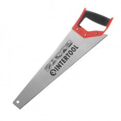 Hand saw 450 mm, 55 HRC INTERTOOL HT-3102: фото 2