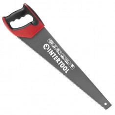 Hand saw, Teflon blade coating, 500 mm INTERTOOL HT-3109