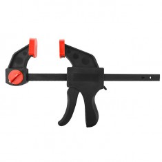Trigger clamp 150x60 mm INTERTOOL HT-6020: фото 5