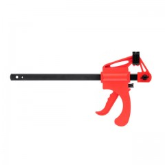 Trigger clamp 200x60 mm INTERTOOL HT-6022