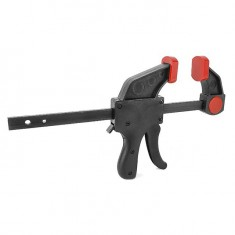 Trigger clamp 200x60 mm INTERTOOL HT-6022: фото 5