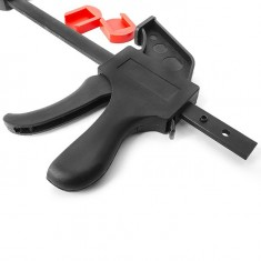 Trigger clamp 200x60 mm INTERTOOL HT-6022: фото 9
