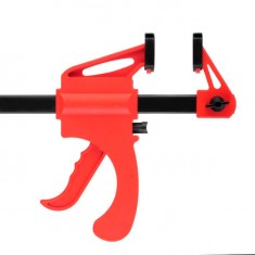 Trigger clamp 300x60 mm INTERTOOL HT-6023: фото 2