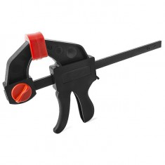 Trigger clamp 300x60 mm INTERTOOL HT-6023: фото 9