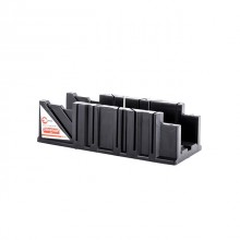 Plastic mitre box 250x65x60 mm INTERTOOL HT-0724