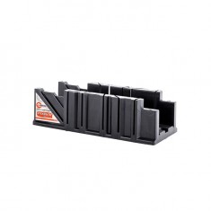 Plastic mitre box 295x80x70 mm INTERTOOL HT-0725: фото 3