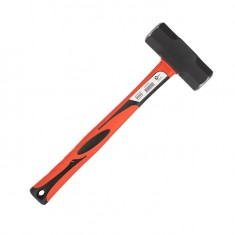 Sledge hammer 1500g, fibreglass handle INTERTOOL HT-0241: фото 2