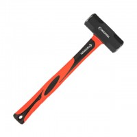 Sledge hammer 2000g, fibreglass handle INTERTOOL HT-0242