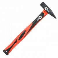 Hammer 300 g, fiberglass handle INTERTOOL HT-0203