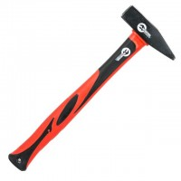 Hammer 500 g, fiberglass handle INTERTOOL HT-0205