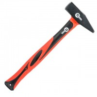Hammer 800 g, fiberglass handle INTERTOOL HT-0208
