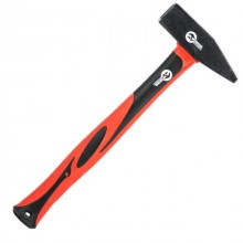 Hammer 1000 g, fiberglass handle INTERTOOL HT-0210