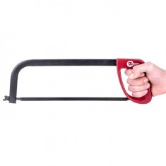Hacksaw 300 mm plastic handle INTERTOOL HT-3305: фото 2