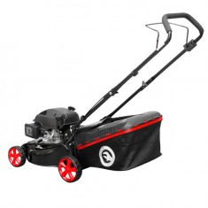 Gasoline lawn mower 4,5 HP, 3,4 kW, cutting width 400 mm INTERTOOL LM-4540: фото 3