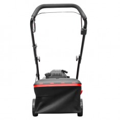 Gasoline lawn mower 4,5 HP, 3,4 kW, cutting width 400 mm INTERTOOL LM-4540: фото 4