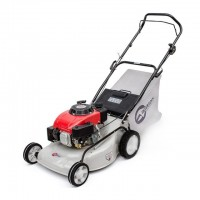 Gasoline lawn mower 4,5 HP, 3,4 kW, cutting width 460 mm INTERTOOL LM-4545
