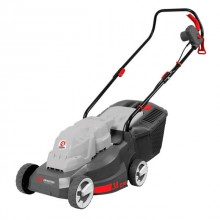 Lawn mower 1600 W, 230 V, 2850 rpm, cutting width 380 mm, cutting height 25/40/55 m, 40 l collection box INTERTOOL DT-2262