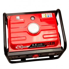 Gasoline generator max power 1.2 kW, rated power 1.1 kW, 3.0 Hp, 4 stroke, manual start, 26.5 kg INTERTOOL DT-1111: фото 4