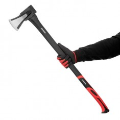 Splitting axe 2200 g, fiberglass handle INTERTOOL HT-0275: фото 5