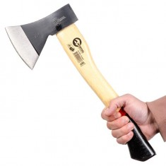 Axe 600 g, hickory handle INTERTOOL HT-0256: фото 7