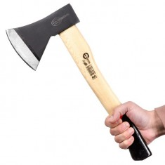 Axe 800 g, hickory handle INTERTOOL HT-0257: фото 6