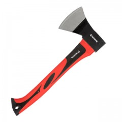 Axe 600 g, fiberglass handle INTERTOOL HT-0261