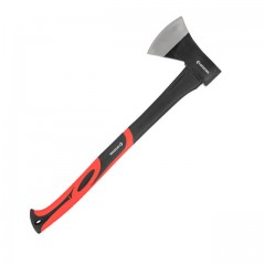 Axe 1000 g, fiberglass handle. INTERTOOL HT-0263