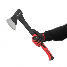 Axe 1000 g, fiberglass handle. INTERTOOL HT-0263: фото 5