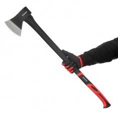 Axe 1250 g, fiberglass handle INTERTOOL HT-0264: фото 5