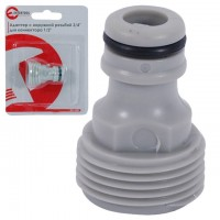 "Male adaptor 3/4"" INTERTOOL GE-1002"