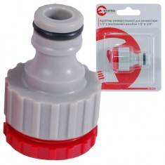 "1/2""&3/4"" tap adaptor INTERTOOL GE-1010"