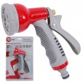 8-pattern metal spray gun INTERTOOL GE-0003
