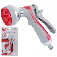 7-pattern soft coated spray gun INTERTOOL GE-0008