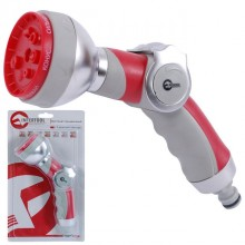 7-pattern soft coated spray gun INTERTOOL GE-0009