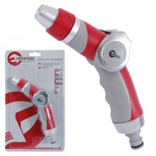 Adjustable spray gun soft coated INTERTOOL GE-0018