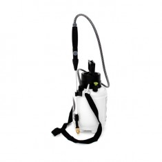 Pressure sprayer, 3L, brass nozzle+plastic nozzle, stainless steel pump INTERTOOL FT-9003: фото 3