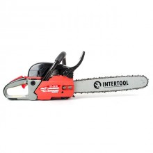 "Gasoline chain saw, 1,7 kW/2,4 HP, 40 cm bar, 3/8 ""chain INTERTOOL DT-2210"