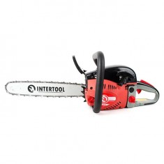 "Gasoline chain saw, 1,7 kW/2,4 HP, 40 cm bar, 3/8 ""chain INTERTOOL DT-2210: фото 2"