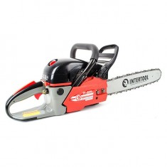 "Gasoline chain saw, 1,7 kW/2,4 HP, 40 cm bar, 3/8 ""chain INTERTOOL DT-2210: фото 4"