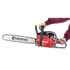 "Gasoline chain saw, 1,7 kW/2,4 HP, 40 cm bar, 3/8 ""chain INTERTOOL DT-2210: фото 7"