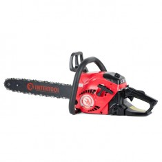 "Gasoline chain saw, 2 kW/2,7 HP, 45 cm bar, 3/8 ""chain INTERTOOL DT-2211: фото 15"