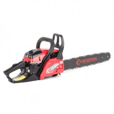 "Gasoline chain saw, 2 kW/2,7 HP, 45 cm bar, 3/8 ""chain INTERTOOL DT-2211: фото 5"